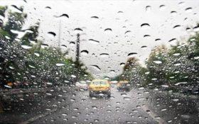 کاهش بارشها در کشور