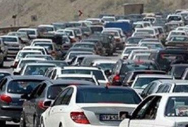 ترافیک پرحجم در ۴ محور مواصلاتی کشور
