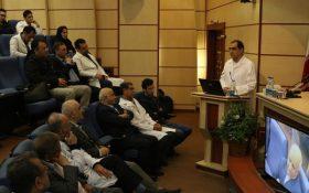 وزیر سابق بهداشت به بیمارستان فارابی بازگشت