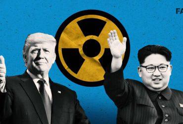 """پامپئو ادعای ترامپ را به چالش کشید؛ """"کرهشمالی تهدید هستهای است"""""""