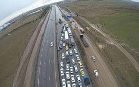 افزایش ۵۲ درصدی تردد در جادهها در نوروز امسال/ مرگ روزی ۳۲ نفر به طور متوسط در تصادفات نوروزی