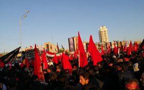 تایید فوت و مصدومیت تعدادی از شرکتکنندگان در مراسم تشییع سپهبد سلیمانی