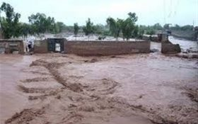رکورد بارندگی در ۱۰ نقطه سیستان و بلوچستان شکسته شد