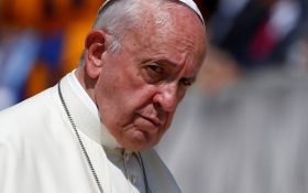 پاپ فرانسیس خویشتنداری برای کاهش تنشها را خواستار شد