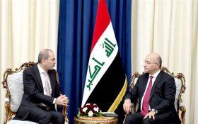 صالح: عراق آغازگر جنگی علیه کشورهای همسایه نمی شود