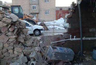 شمار مصدومان زلزله خان زنیان شیراز به ۳۳ نفر رسید