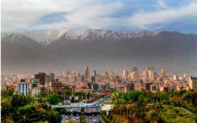 بوی بد پایتخت گوگردی است/ منشأ بو در سطح شهر تهران است