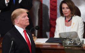 مجلس نمایندگان آمریکا چهارشنبه برای ارجاع طرح استیضاح ترامپ به سنا رأیگیری میکند