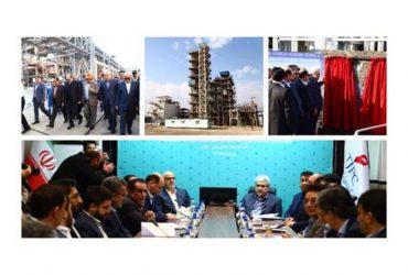 ۵۵ هزار تن به ظرفیت سالانه محصولات پتروشیمی «ایران ساخت» افزوده شد