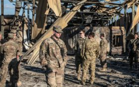 پنتاگون: ۱۰۹ نظامی آمریکایی در حمله ایران به «عینالاسد» آسیب مغزی دیدند