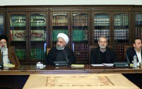 روحانی: یکی از ثمرات انقلاب اسلامی بازکردن فضا برای فعالیت خانمها بود
