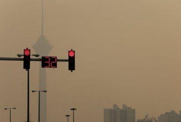 وضعیت نگران کننده آلودگی هوا در کلانشهرهای کشور