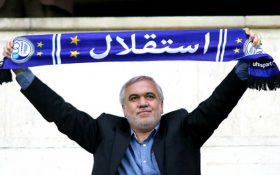 فتحاللهزاده از سرپرستی باشگاه استقلال استعفا کرد