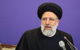 دستور آیت الله رئیسی برای برخورد با مقصرین حادثه زندان سقز