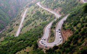 مسیرهای ورودی به مازندران مسدود شد