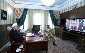 روحانی: نیازها و کمبودهای احتمالی در تهران را برطرف میکنیم