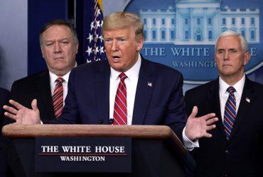 ترامپ رسانهها را مسئول بزرگنمایی آمار کرونا دانست