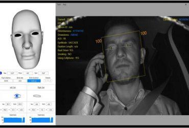 هوش مصنوعی به راننده خواب آلود هشدار می دهد