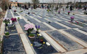 کاهش ۴۰ درصدی متوفیان تهرانی در روز جمعه