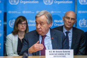 درخواست گوترش از جی۲۰ برای لغو تحریم کشورهای درگیر کرونا