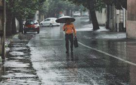 تداوم بارشها در کشور تا دوشنبه