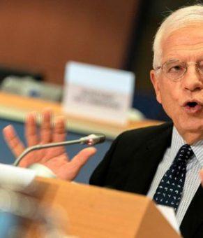 جوزپ بورل مجددا خواستار «معافیت بشردوستانه» تحریمهای ایران شد