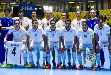 تعیین تکلیف جام جهانی فوتسال و تیم ملی ایران در فیفا