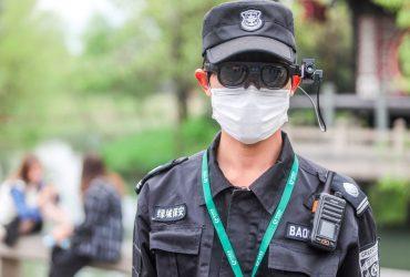چین عینک ویژه تشخیص مبتلایان کرونا به آمریکا صادر می کند