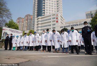 درخواست اندیشکده انگلیسی از لندن برای شکایت از چین و دریافت غرامت ۳۵۱ میلیارد پوندی
