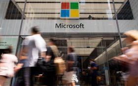 مایکروسافت ابر رایانه ای با ۲۸۵ هزار هسته سی پی یو ساخت