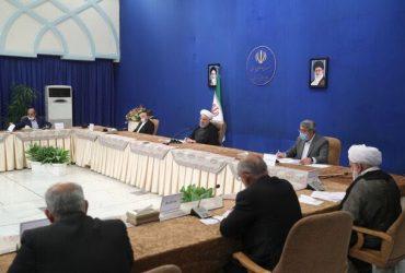 روحانی: حمایت مقام معظم رهبری نبود، قطعا نمیتوانستیم در مبارزه با کرونا به موفقیت کنونی برسیم