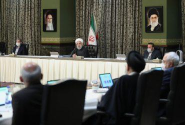 روحانی: همیشه حامی مظلومان جهان هستیم