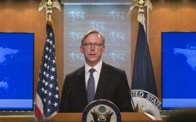 گزافهگویی تازه مقام آمریکایی| هوک: تحریم تسلیحاتی ایران باید تمدید شود