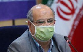 زالی: آمار کرونا در تهران به شکل نگرانکننده در حال تغییر است