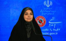 کرونا جان ۸۷ نفر دیگر را در ایران گرفت