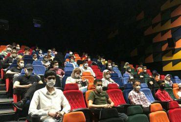 آمار ۴۴ هزار نفری سینماها بعد از بازگشایی