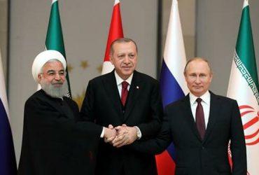 بیانیه مشترک ایران، روسیه و ترکیه/ تعهد ۳ کشور به حاکمیت و تمامیت ارضی سوریه