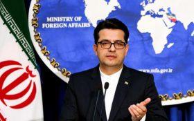 هشدار ایران به آمریکا درباره مزاحمت برای هواپیمای ماهان به سفیر سوئیس اطلاع داده شد