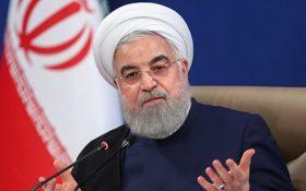 روحانی: از این شرایط با سرافرازی عبور خواهیم کرد