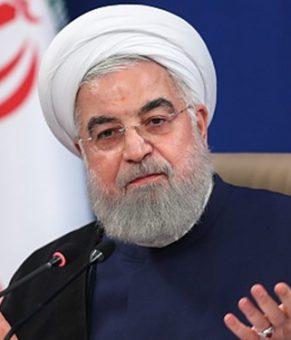 روحانی: علیرغم تحریم ستمگری به اسم آمریکا با افتخار از دستاوردها سخن میگوییم
