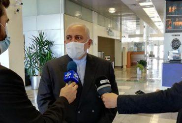 ظریف: تمدید قرارداد ۲۰ ساله ایران و  روسیه در دستورکار