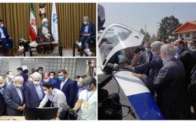 سفر استانی؛ صندوق پژوهش و فناوری گیلان افتتاح شد