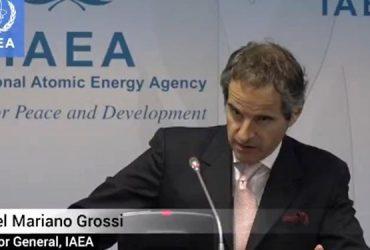 مدیرکل آژانس بینالمللی انرژی اتمی: دوشنبه به تهران سفر میکنم