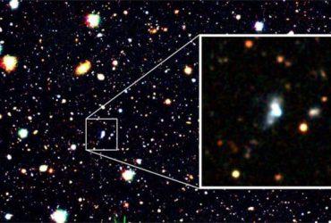 کشف کهکشانی با کمترین میزان اکسیژن