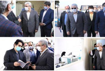 عملیات اجرایی احداث پردیس جامع پارک علم و فناوری یزد آغاز میشود