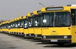 راهاندازی خطوط شبانه و فعالیت ناوگان اتوبوسرانی تهران در ۹ خط