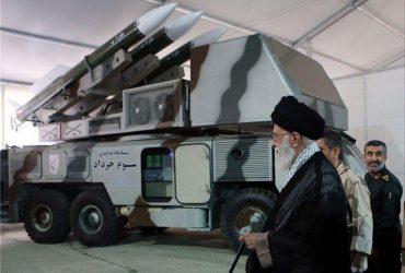 ابلاغ سلام رهبری به کارکنان پدافند هوایی