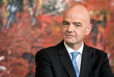 اینفانتینو: جام باشگاههای جهان اوایل سال ۲۰۲۱ برگزار میشود