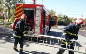 ۲۰ آتشنشان زن در پایتخت استخدام میشوند