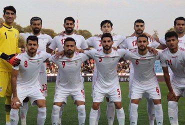 صعود سه پلهای ایران در ردهبندی فوتبال جهان